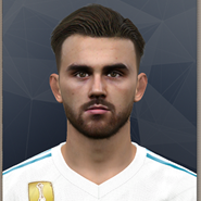 B. Mayoral v2 PES2017 by Mo Ha