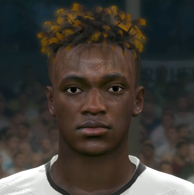 T. Abraham PES2017 by Sameh Momen