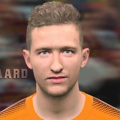 A. Lindegaard PES2017 by Love01010100