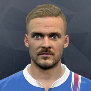 H. Eyjolfsson PES2017 by rasovukadinovic