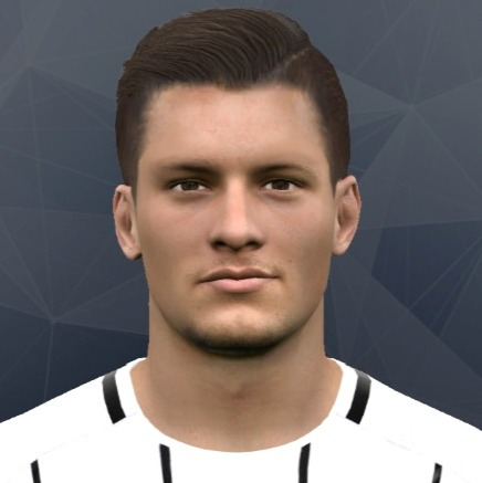 L. Jovic PES2017 by Eddie