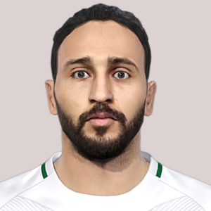 Mohammed Al-Sahlawi PES2018 by The White Demon