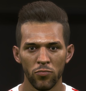 M. Carcela-Gonzalez PES2017 by Jefferson_SF