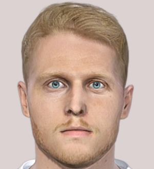 Simon Kjær PES2018 by The White Demon