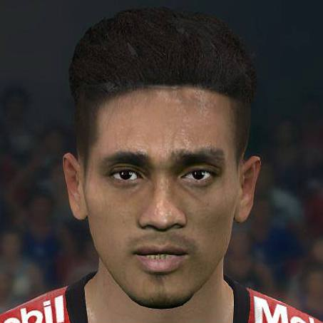 Muhammad Taufiq PES2017 by PES Mod Go'ip
