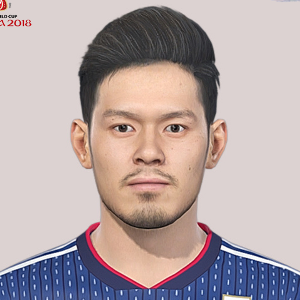 H. Yamaguchi PES2018 by The White Demon
