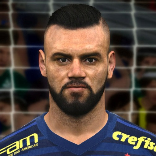 Weverton PES2017 by Jefferson_SF