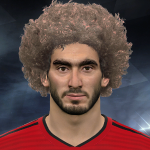 M. Fellaini PES2017 by Huseyn