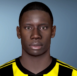A. Doucoure PES2017 by Eddie