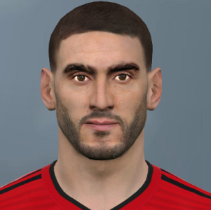 M. Fellaini v2 PES2017 by Huseyn
