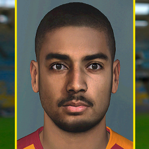 Alan Carvalho PES2017 by FEQAN