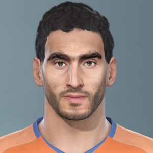 M. Fellaini PES2019 by Sofyan Andri
