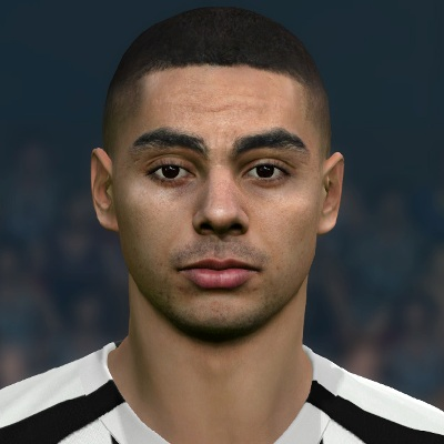 M. Almiron PES2017 by Sameh Momen