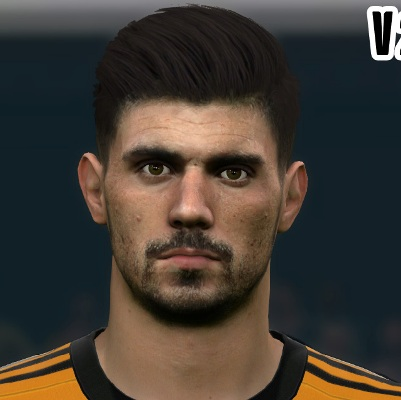 R. Neves PES2017 by Sameh Momen