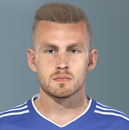 Joe Ralls PES2019 by Lucas