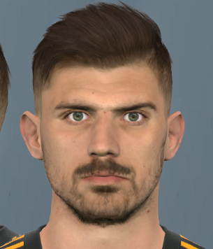 R. Neves PES2017 by WER