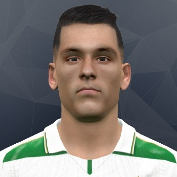 F. Benkovic PES2017 by Eddie