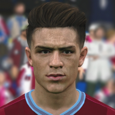 J. Grealish PES2017 by ABW