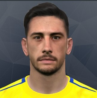 E. Goldaniga PES2017 by Eddie