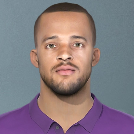 Vitor Hugo PES2019 by The White Demon