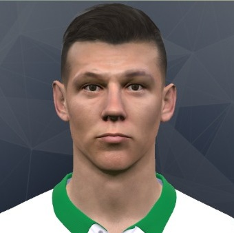 F. Benkovic v2 PES2017 by Eddie