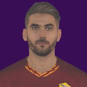 L. Spinazzola PES2017 by Mirukuu