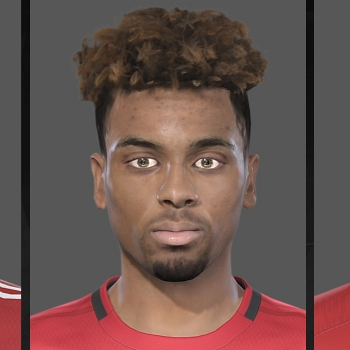 Angel Gomes PES2019 by Jonathan