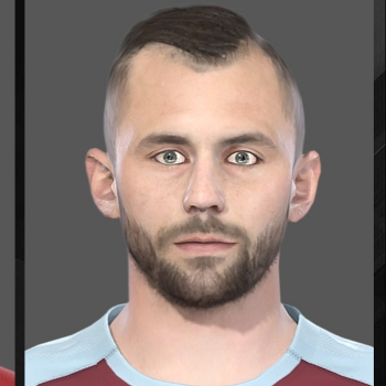 S. Defour PES2019 by Jonathan