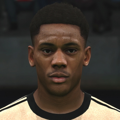 A. Martial PES2017 by ABW