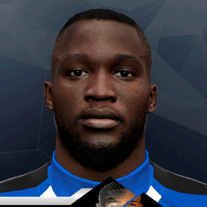 Lukaku v2 PES2017 by Autentiko
