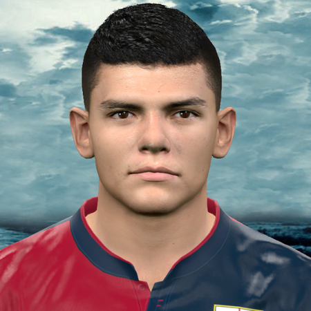 K. Agudelo PES2017 by Andrey_Pol