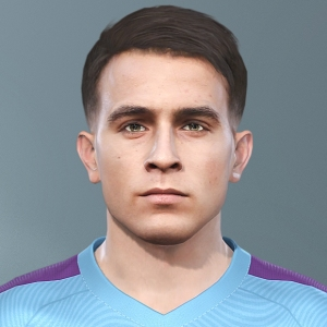 Eric Garcia PES2019 by champions1989