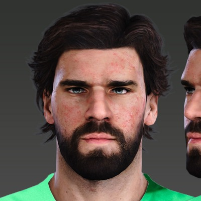 Alisson PES2020 by Jonathan