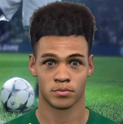 M. Aarons PES2017 by YNWA