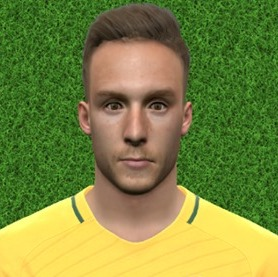 J. Jeggo PES2017 by ARM