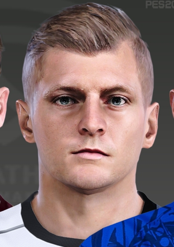 T. Kroos PES2020 by Jonathan