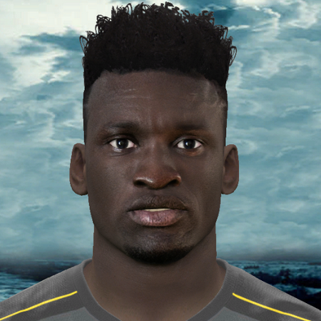 Ernest Antwi PES2017 by Andrey_Pol
