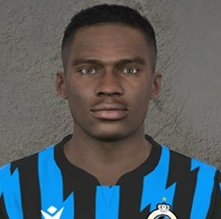 O. Kossounou PES2017 by FR