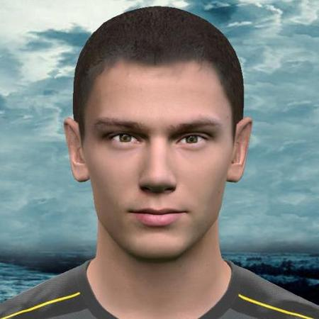 E. Gliha PES2017 by Andrey_Pol