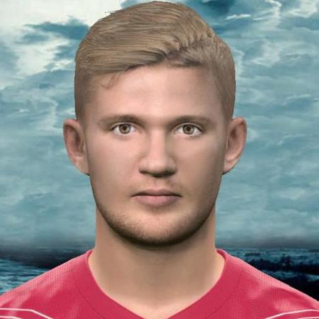 M. Grysyo PES2017 by Andrey_Pol