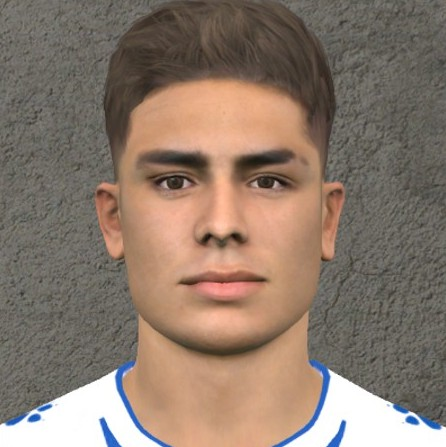 N. Melamed PES2017 by Eddie