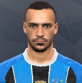 Thaciano PES2017 by Cleiton