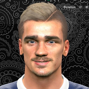 Griezmann by Chiheb27