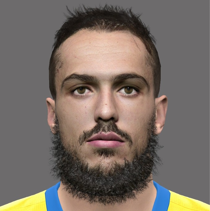 Emir Kujovic: Faces PES 2015, PES 2016